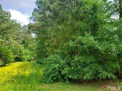Durham Residential Lots & Land For Sale: 5661 Kemmont Drive