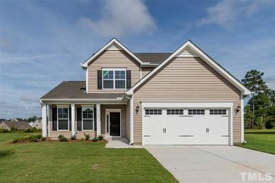 Knightdale Single Family Home For Sale: 5625 Garnet Meadow Road