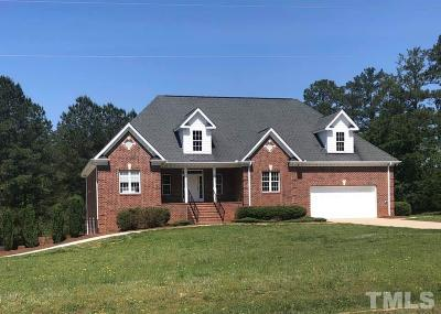 Johnston County Single Family Home For Sale: 4900 Lee Drive