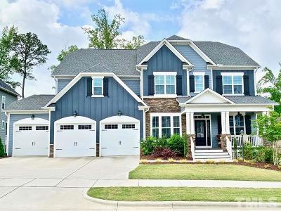 Holly Springs Single Family Home For Sale: 316 Quaker Meadows Court