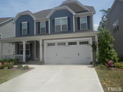 Cary Single Family Home For Sale: 232 Turner Oaks Drive
