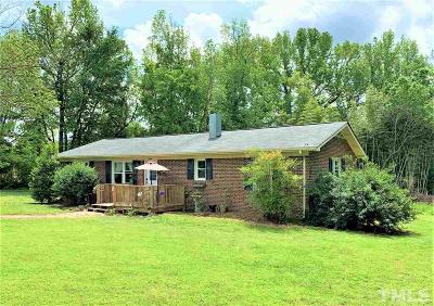 Oxford Single Family Home Contingent: 2066 Tommie Daniel Road