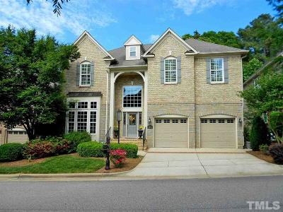 Raleigh Single Family Home For Sale: 2243 Clayette Court
