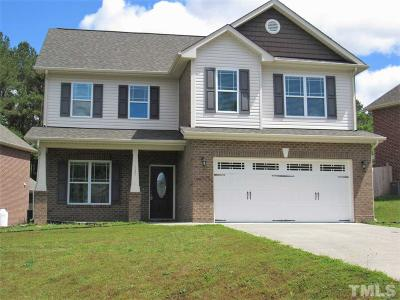 Creedmoor Single Family Home For Sale: 1489 Fireside Lane