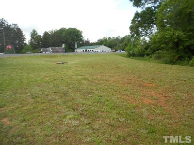 Pittsboro Commercial Lots & Land For Sale: 25 Deegan Drive