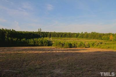 Wake County Residential Lots & Land Contingent: 5001 Cooper Road