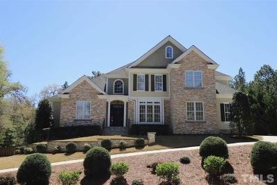 Pinehurst Single Family Home For Sale: 11 Melrose Drive