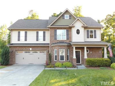 Creedmoor Single Family Home For Sale: 1484 Fireside Lane