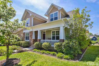 Chapel Hill Single Family Home For Sale: 59 Tobacco Farm Way