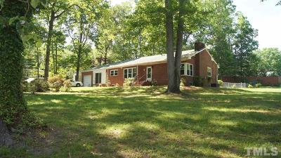 Sanford Single Family Home For Sale: 2102 Markham Drive