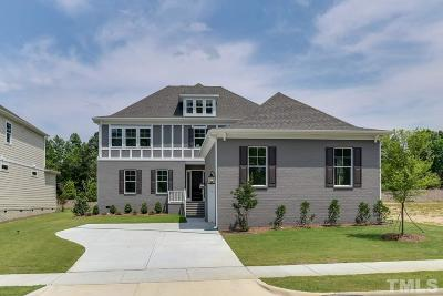 Cary Single Family Home For Sale: 132 Gravel Brook Court