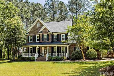 Wake Forest Single Family Home For Sale: 4504 Lassiter Road