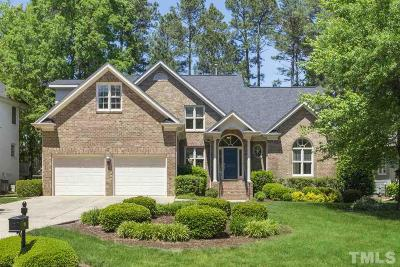 Cary Single Family Home Contingent: 119 Old Pros Way