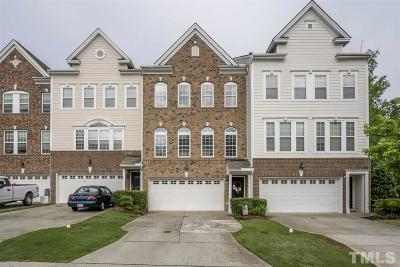 Apex Townhouse Contingent: 262 Bally Shannon Way