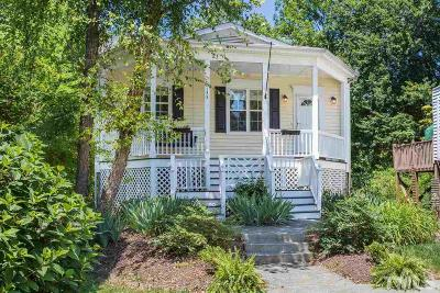 Wake County Single Family Home For Sale: 2133 Bellaire Avenue