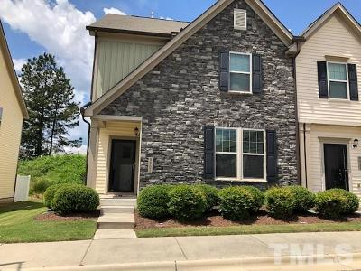 Wake Forest Rental For Rent: 9901 Sweet Basil Drive