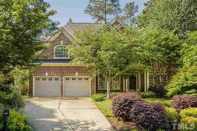 Cary Park Single Family Home Contingent: 208 Hedgewood Court