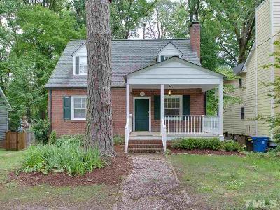 Durham County Single Family Home For Sale: 1416 N Duke Street