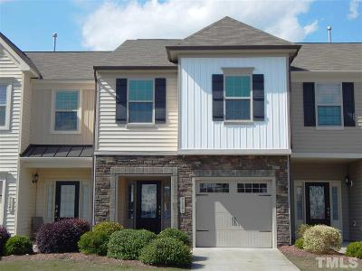 Wake Forest Rental Contingent: 9826 Precious Stone Drive