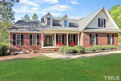 Pinehurst Single Family Home Pending: 10 Deerwood Lane