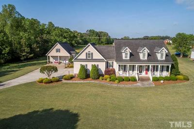 Single Family Home Contingent: 2303 Clayhole Road