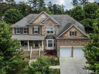 Cary Single Family Home For Sale: 203 Sacred Woods Way