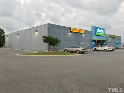 Harnett County Commercial For Sale: 988 Erwin Road