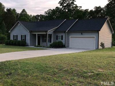Zebulon Rental Pending: 1129 Country Club Lane