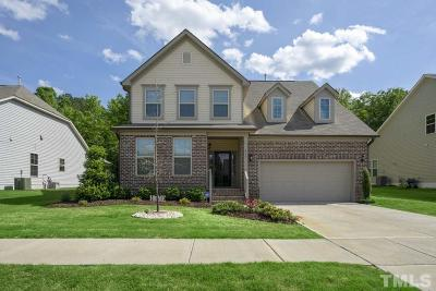 Youngsville Single Family Home For Sale: 415 Clubhouse Drive