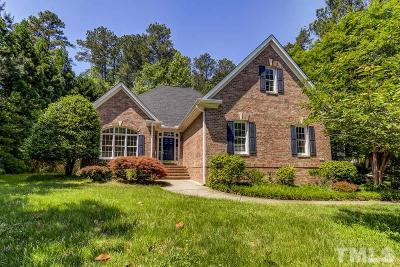 Chapel Hill Single Family Home Contingent: 307 Sunset Creek Circle