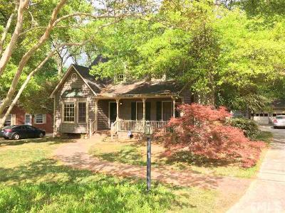 Durham Rental For Rent: 2220 Hillandale Road