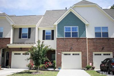 Townhouse For Sale: 927 Contessa Drive
