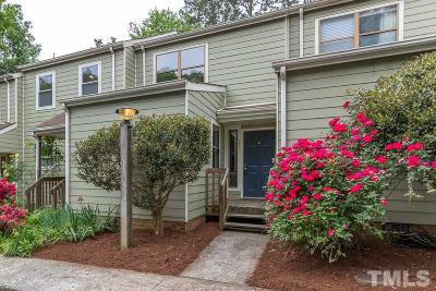 Carrboro Townhouse Contingent: 217 Cedarwood Lane