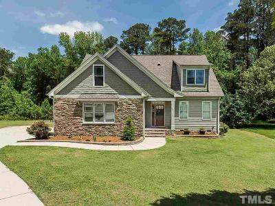 Holly Springs Single Family Home For Sale: 5901 Rounder Lane