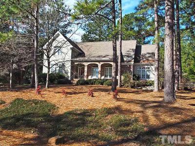 Pinehurst Single Family Home For Sale: 675 Lake Forest Drive