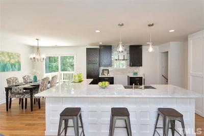Raleigh Single Family Home For Sale: 716 Dennis Avenue