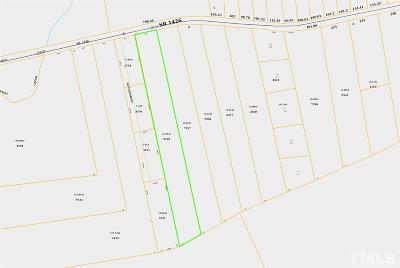 Granville County Residential Lots & Land For Sale: Gela Road