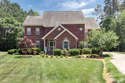 Raleigh Single Family Home For Sale: 536 Sherrybrook Drive
