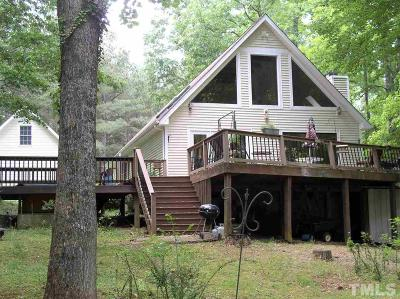 Henderson NC Single Family Home Contingent: $375,000