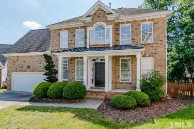 Raleigh Single Family Home Contingent: 2124 Shadow Creek Drive