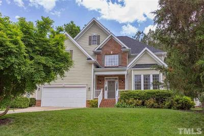 Chapel Hill Single Family Home Contingent: 105 Dairy Court