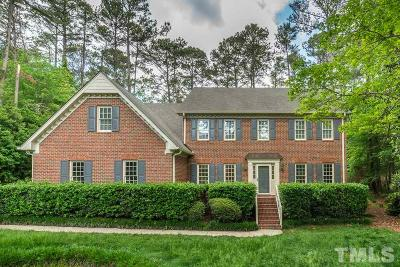 Raleigh Single Family Home For Sale: 12024 Deer Run