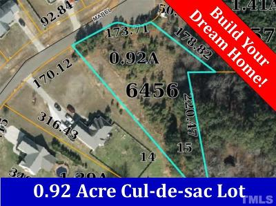 Granville County Residential Lots & Land For Sale: 3704 Mabel Lane