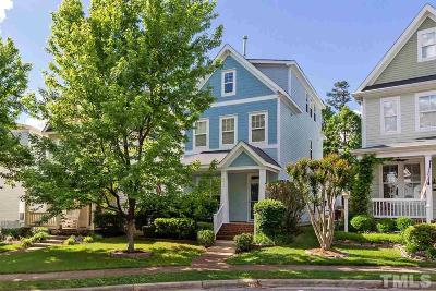 Raleigh Single Family Home For Sale: 4414 Crystal Breeze Street