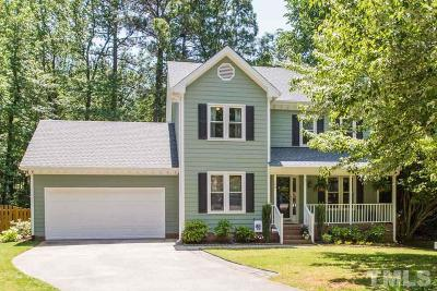 Cary Single Family Home Contingent: 108 Ferris Wheel Court