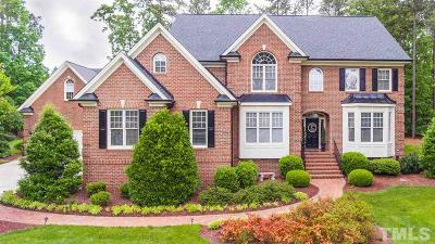 Morrisville Single Family Home For Sale: 104 Trellingwood Drive