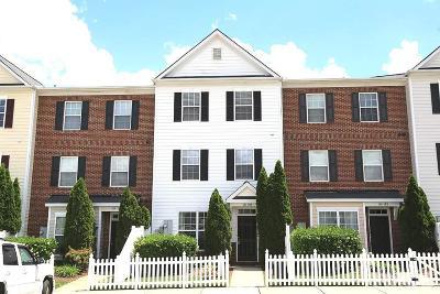Townhouse For Sale: 1111 Consortium Drive #104