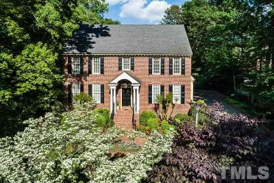 Raleigh Single Family Home Contingent: 2304 Wheeler Road