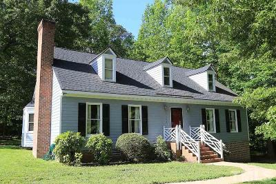 Louisburg Single Family Home For Sale: 102 Best View Drive