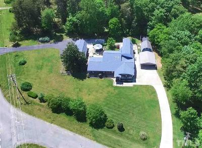 Graham Single Family Home For Sale: 1248 Townbranch Road